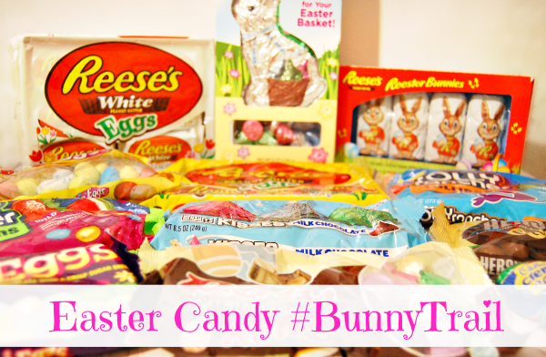 #BunnyTrail Easter Candy