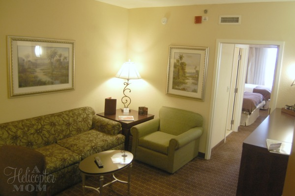 Room for the Entire Family - Queen Suite Caribe Royale