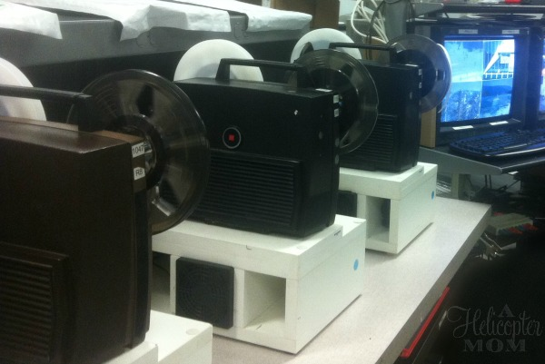 YesVideo Custom-Built Projectors