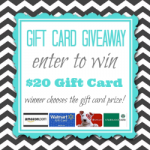 $20 Gift Card Giveaway on A Helicopter Mom