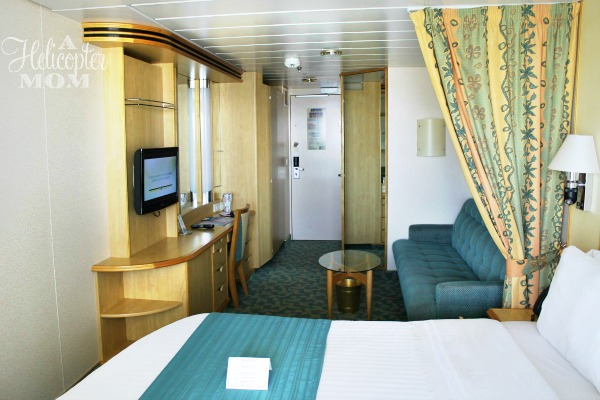 Royal Caribbean Superior Ocean View Stateroom with Balcony