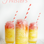 Tropical Twisters Drink Cocktail Mocktail Recipe