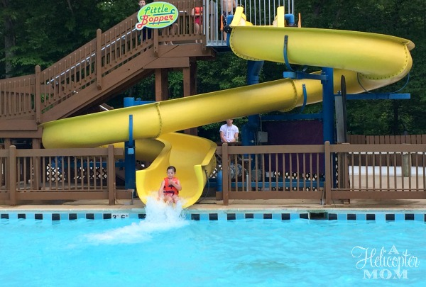 Little Bopper at Water Country USA