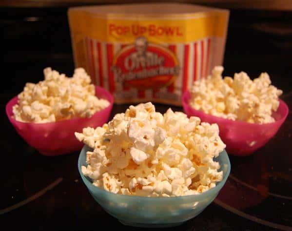 Popcorn for Girls' Night