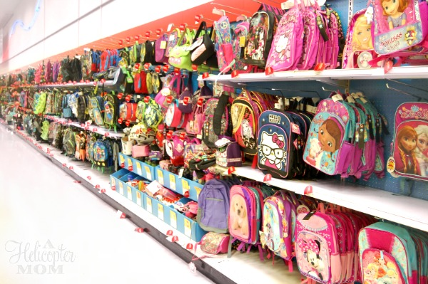 Back to School Essentials for Kids - A Helicopter Mom