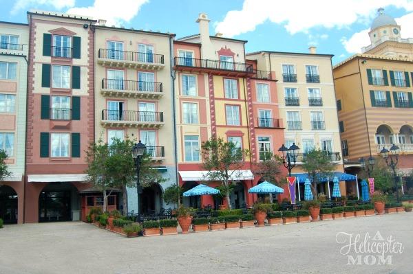 Portofino Bay Hotel - Universal Orlando