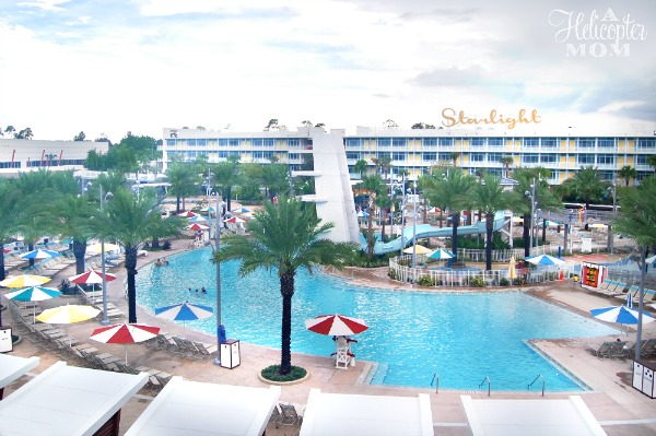 Cabana Bay Resort at Universal Orlando