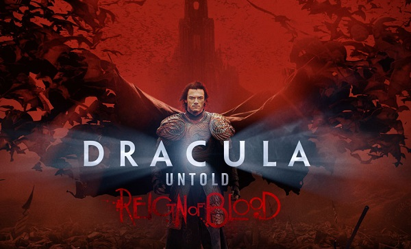 Dracula Untold Reign of Blood Maze at Halloween Horror Nights Universal