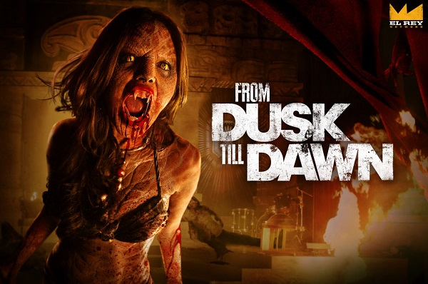 From Dusk Til Dawn Maze at Halloween Horror Nights