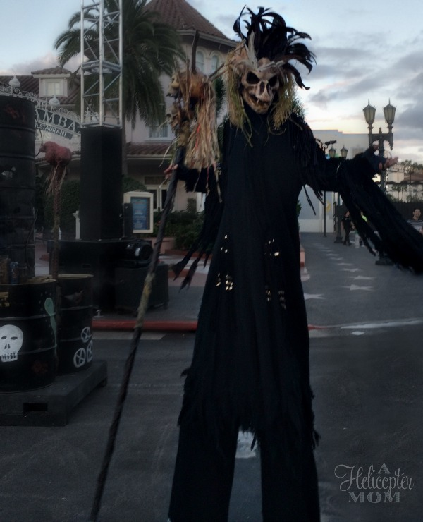 How Scary is Halloween Horror Nights at Universal Orlando