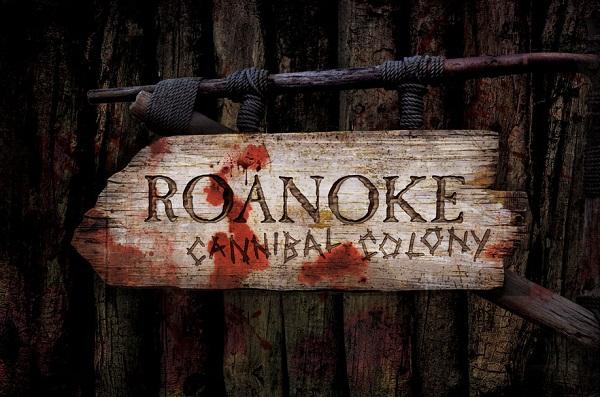 Roanoke Cannibal Colony Maze at Halloween Horror Nights