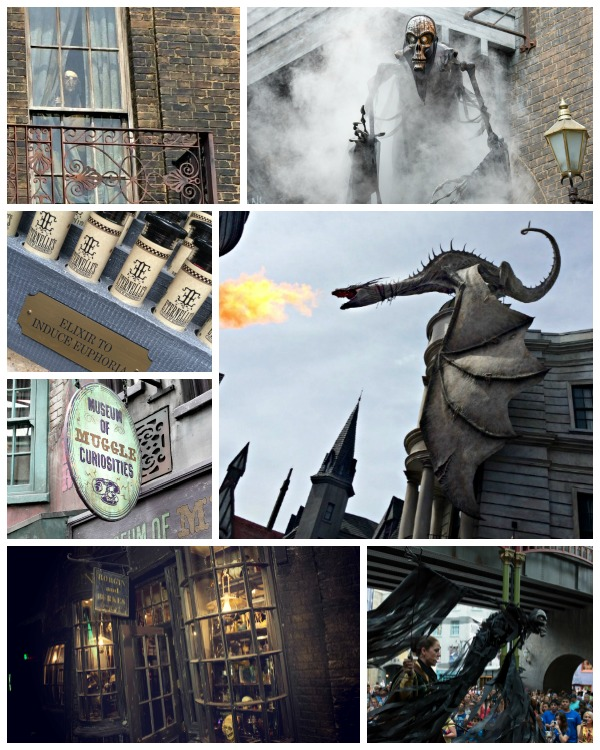 Diagon Alley - Harry Potter