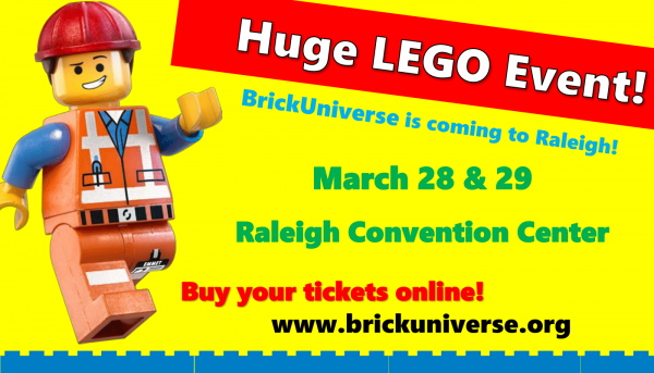 LEGO Event BrickUniverse