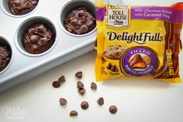 Chocolate Caramel Brownies Recipe