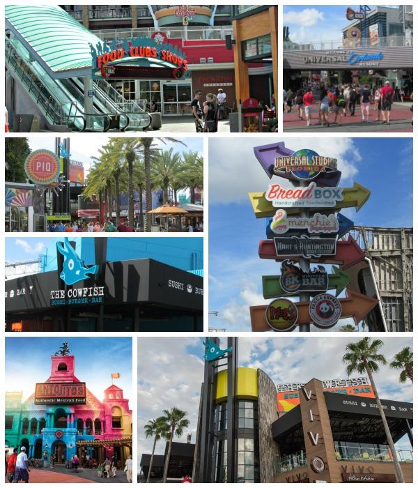 Universal CityWalk Orlando Restaurants