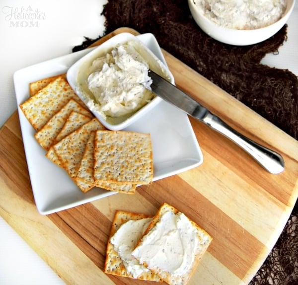 Easy Homemade Herb Cheese Recipe