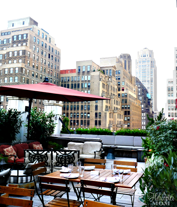 The Refinery Rooftop Bar and Restaurant NYC