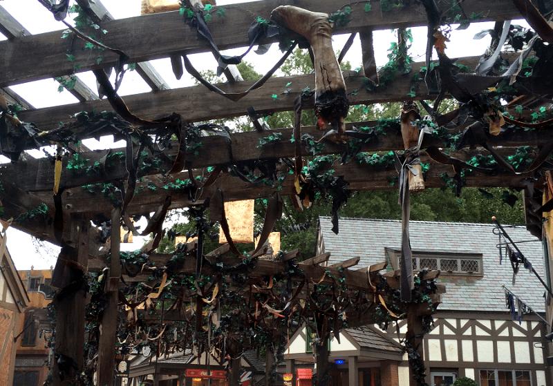 Busch Gardens Howl-O-Scream