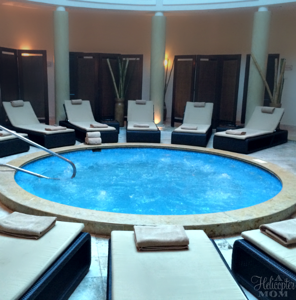 Dreams Tulum Hydrotherapy Spa