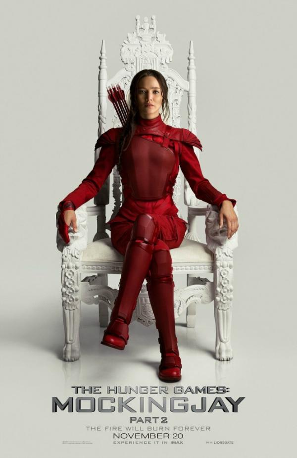 Mockingjay Part2 Katniss