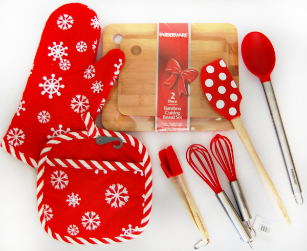 Baking Supplies - Favorite Things Giveaway