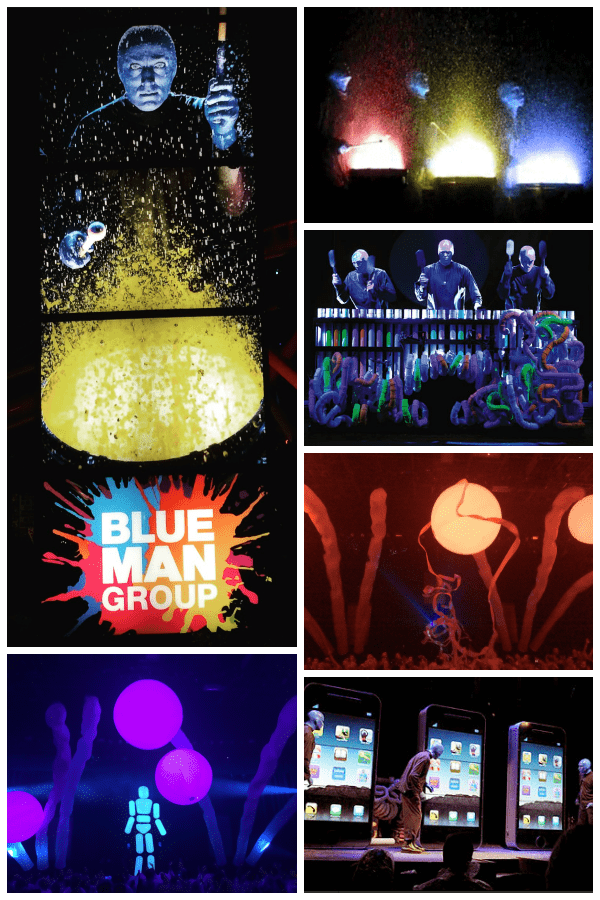 Blue Man Group - Universal Orlando