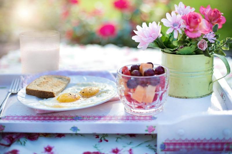 Breakfast with Milk