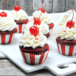 Cherry Vanilla Coke Cupcakes Recipe