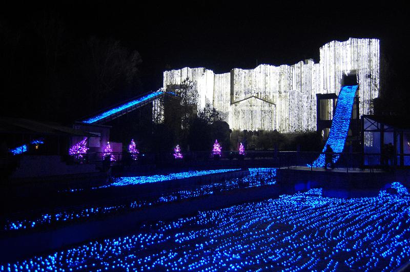 Christmas Town Busch Gardens