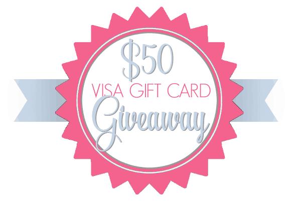 $50 VISA Giveaway open worldwide