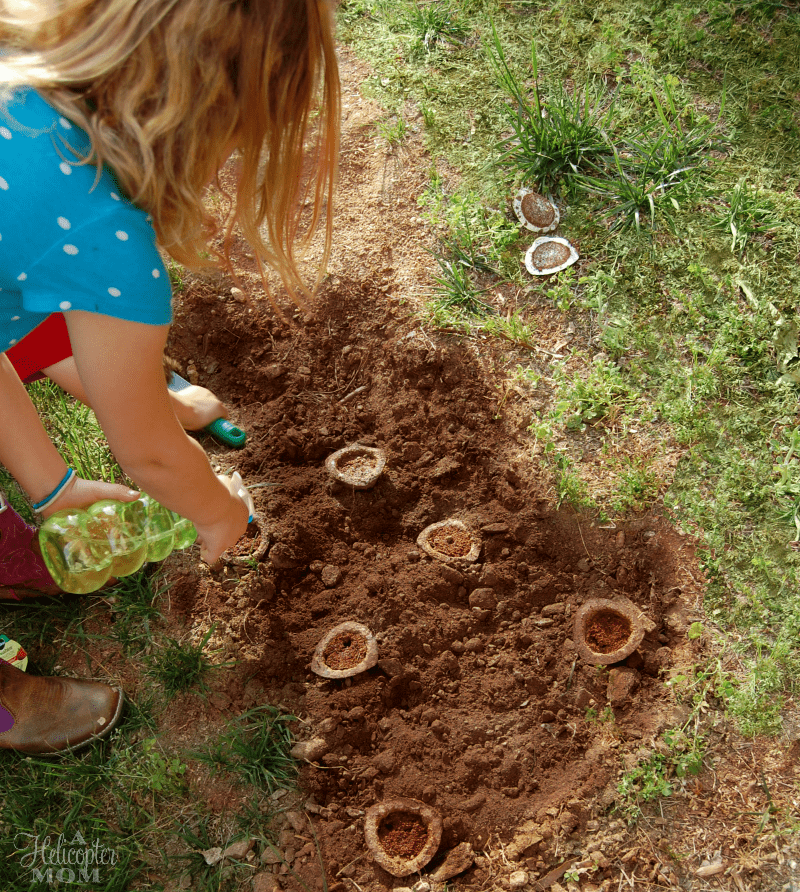 Gardening with Kids - Tips for Starting a Kid-Friendly Garden