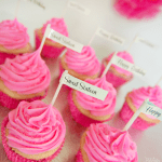 Easy DIY Personalized Cupcake Toppers – Party Planning