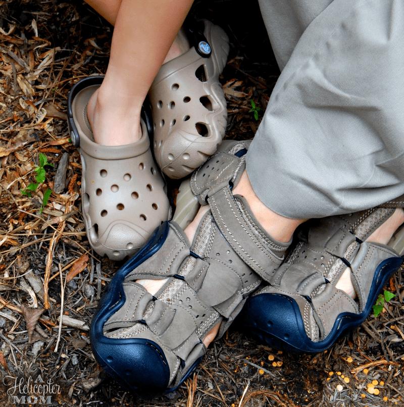 Crocs - Dad and Lad