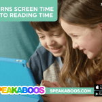 Get Kids Reading with Speakaboos