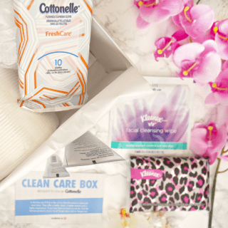 Clean Care Box for Skin Care