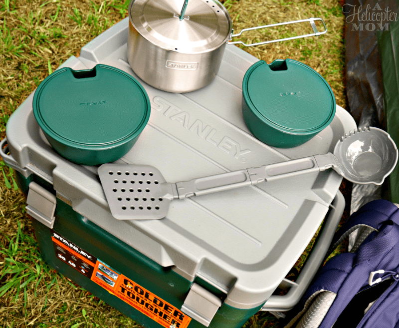 Stanley Cooking Gear and Cooler for Camping - Gift Card Giveaway
