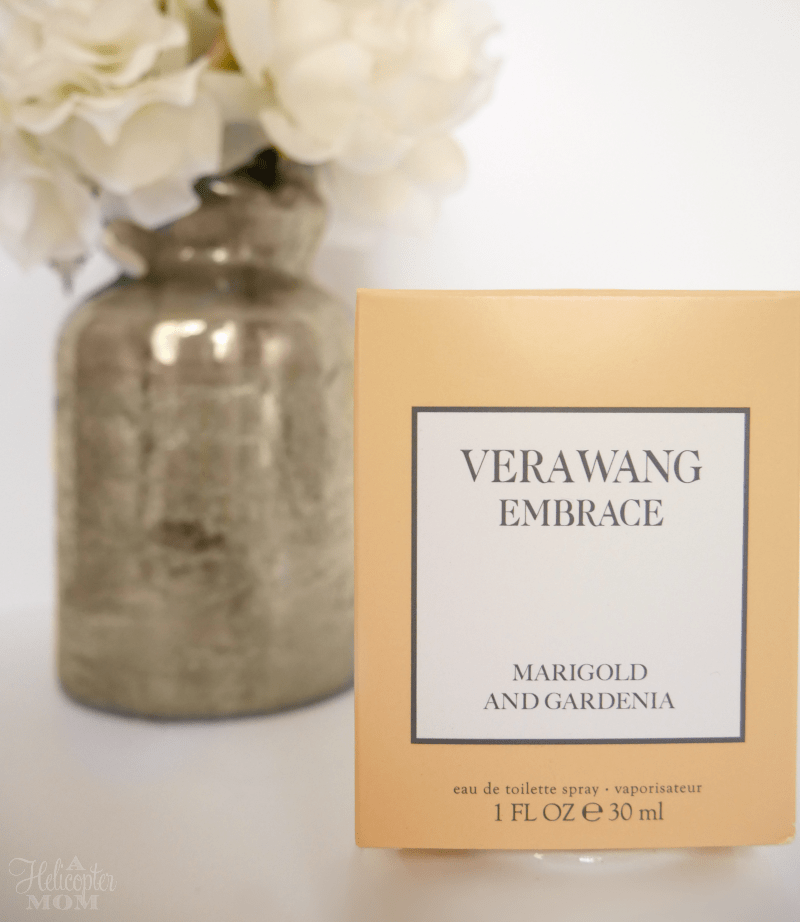 Vera Wang Embrace - Marigold and Gardenia - Feeling Beautiful