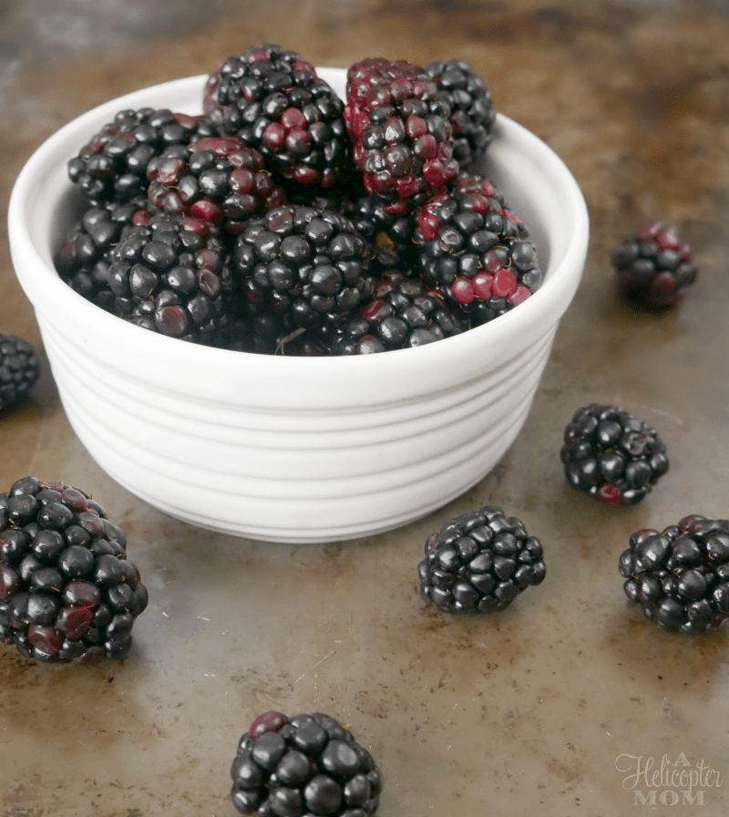 How to Keep Blackberries Fresh
