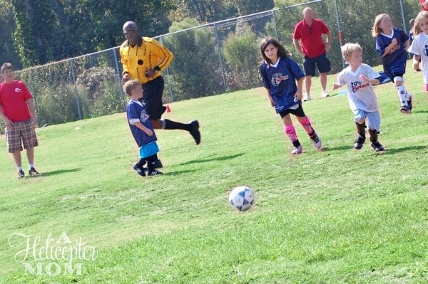 Power Their Dreams - Soccer