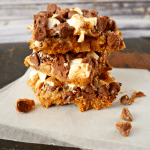 Easy Chocolate S'mores Bars Recipe