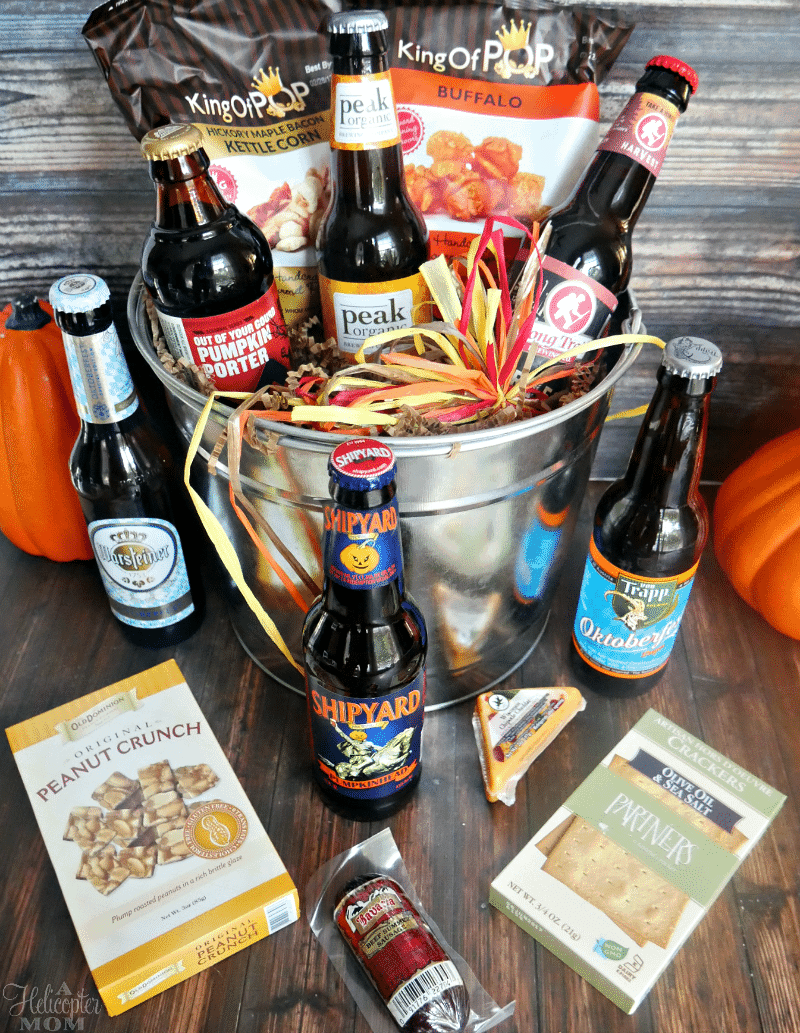 gourmet-gift-ideas-fall-beer-bucket