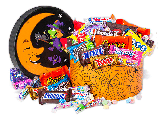 Gourmet Gift Baskets Candy