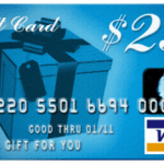VISA Gift Card Giveaway $25 – Open Worldwide