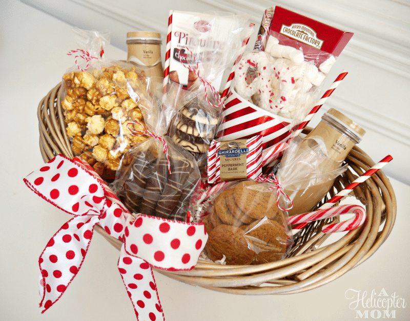 Easy DIY Gift Baskets Hostess Gifts