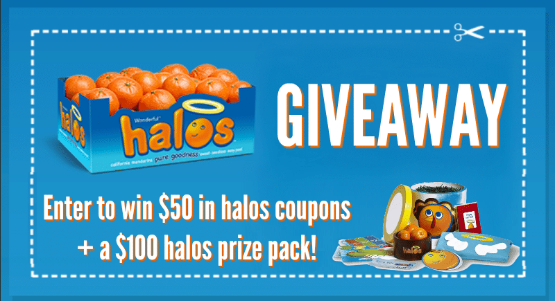 Enter to win $150 in halos prizes