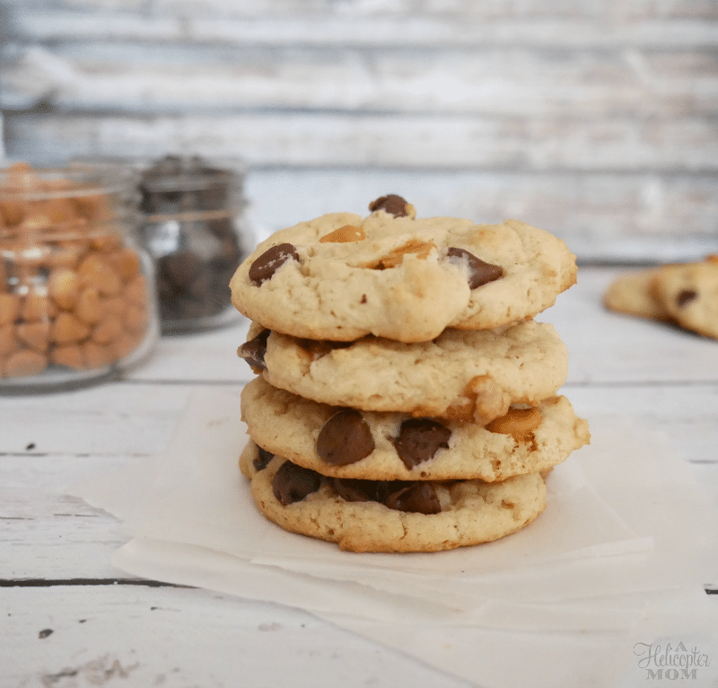 Chocolate and Butterscotch Chip Cookies - Make It Yours Cookie Recipe
