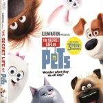 THE SECRET LIFE OF PETS Blu-Ray Combo Packs Giveaway – 5 Winners