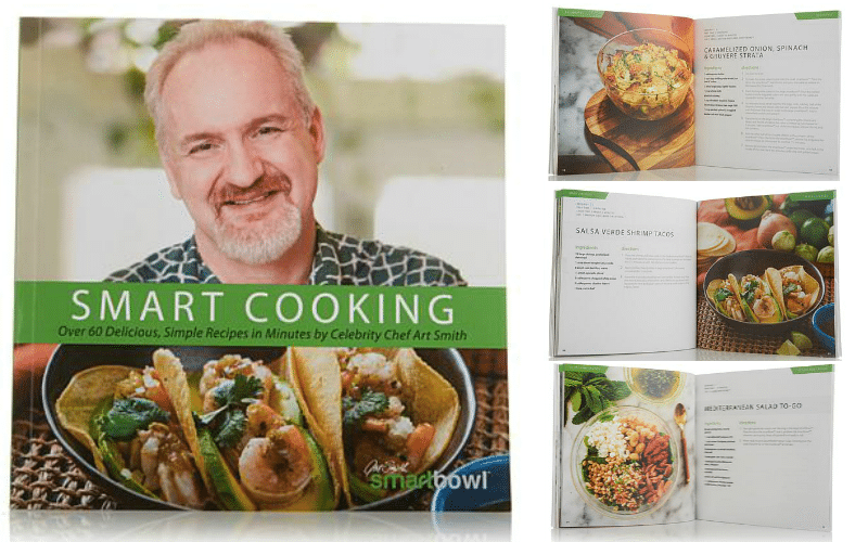 Smart Cooking Cookbook - The Smartbowl System - Prize Pack Giveaway
