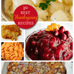 30 Best Thanksgiving Side Dishes – Recipes