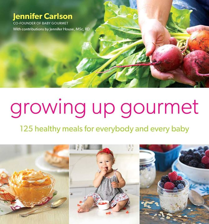 Growing Up Gourmet Cookbook Giveaway